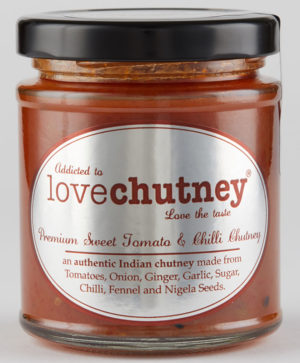 Premium tomato and chilli chutney