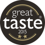Great Taste Awards 2015 2 stars